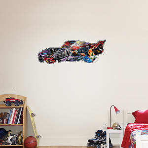 Disney Cars Montage Fathead Wall Decal